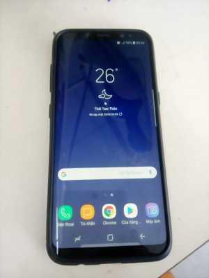 Cần bán điện thoại samsung galaxy S8 mới 90%
