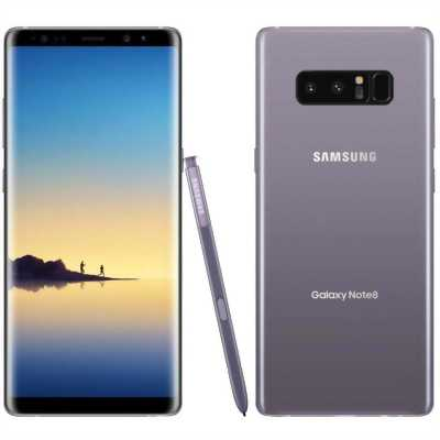 Samsung Galaxy Note 8 Đen 64 GB