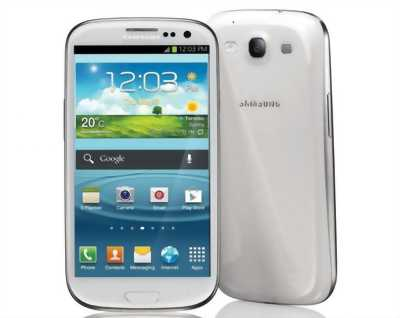 Samsung Galaxy S3 Trắng