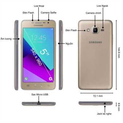 Samsung J2 Pro bảo hành Thế giới di động dài