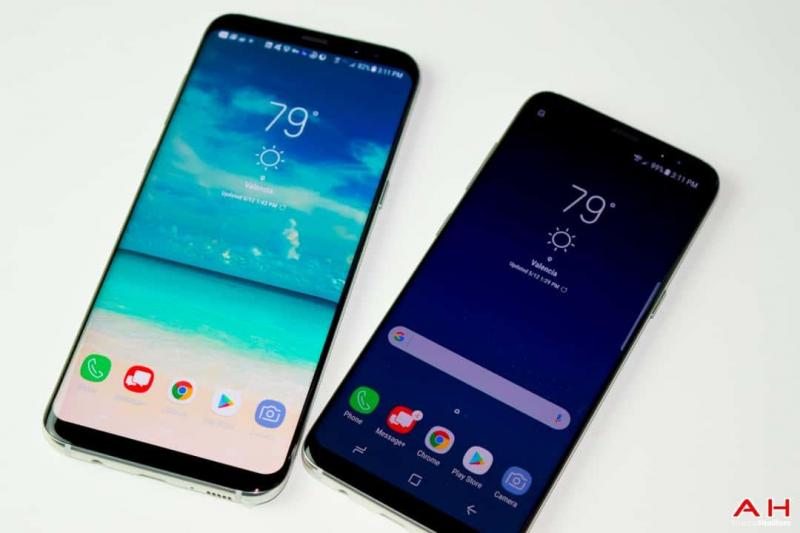 Bán điện thoại Samsung S8 plus mới
