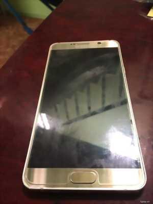 Samsung Galaxy Note 5 Vàng