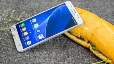 Samsung Galaxy J75 Prime 16 GB vàng chính hãng