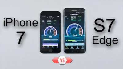 Samsung s7 cần gl iphone