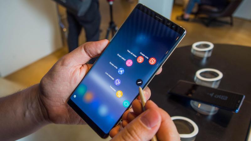 Galaxy Note 9 tại Thái Nguyên