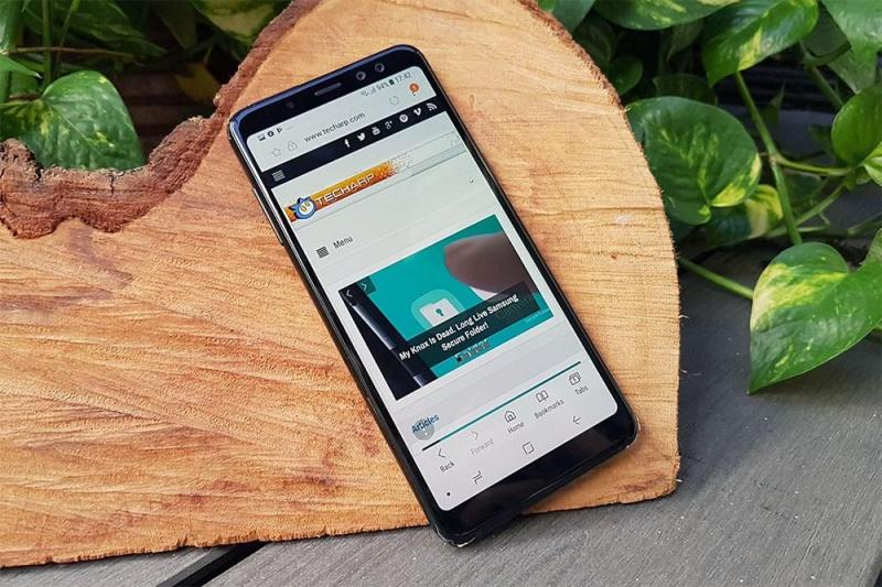 Galaxy A8 2018 99.999% fullbox BH dài hạn tại Huế.