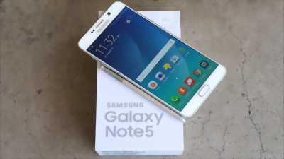 Samsung Galaxy Note 5 64 GB Vàng giao lưu