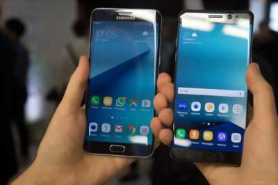 Samsung Galaxy Note 8 Màu tím khói mỹ