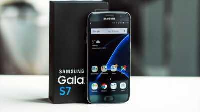 Samsung Galaxy S7 Edge Vàng 64 GB ở Long An