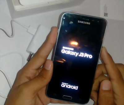 Samsung Galaxy J3 Pro đen bóng - Jet black huyện thanh chương