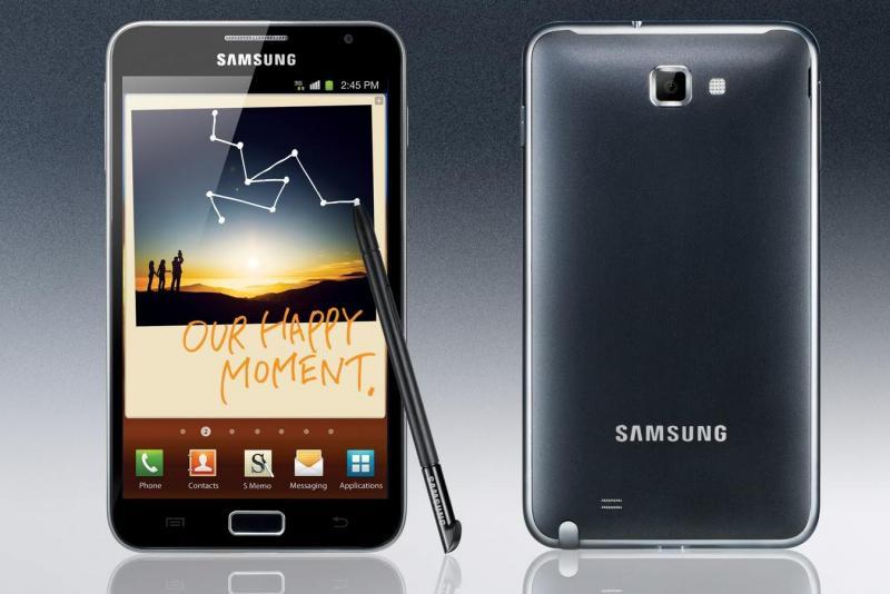 Samsung galaxy note 1 Hải Dương