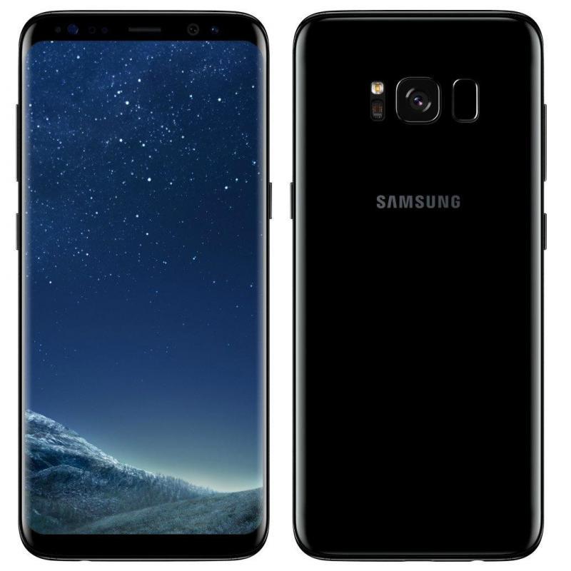 Samsung s8 plus 2 sim