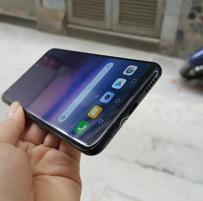 Samsung Galaxy S8 Black Hàn zin bao nước