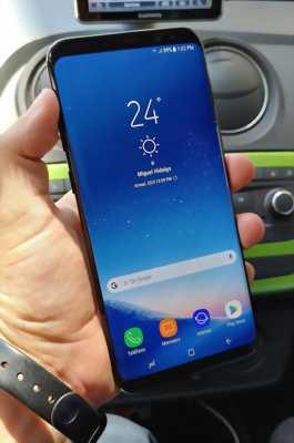 Samsung Galaxy S8+ 64 GB xanh dương tgdd 2/2019 tại Trà Cú