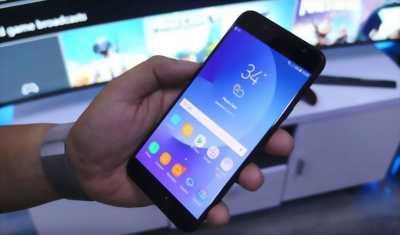 Samsung Galaxy J7+ Đen 32 GB tại Trà Cú