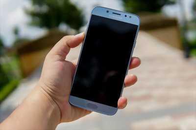 Samsung Galaxy J7 Xanh dương 2016 đẹp 98 huyện trần văn thời