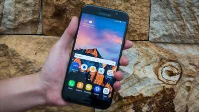Samsung Galaxy A7 16 GB vàng huyện trảng bàng