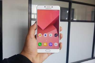 Samsung Galaxy C9 Pro vàng huyện trảng bàng