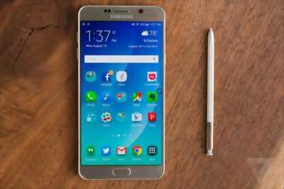 Samsung Note 5 32 GB vàng