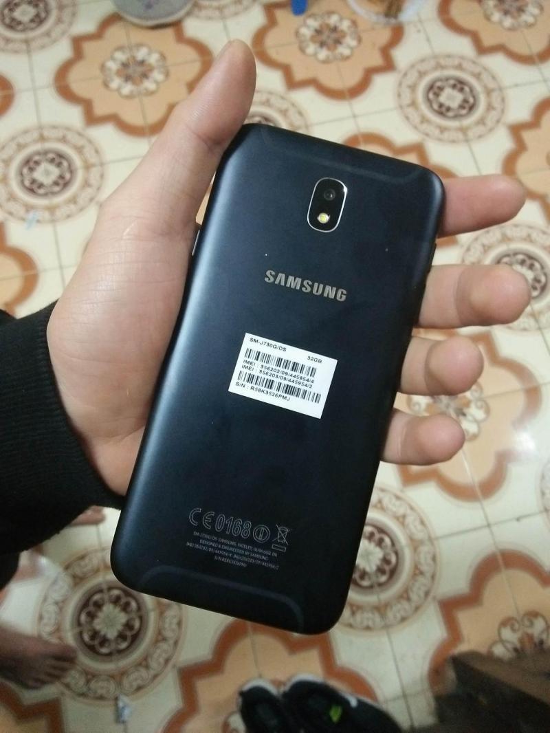Samsung Galaxy J7 Pro Đen bóng - Jet black 32 GB