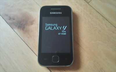 Samsung galaxy Y.Bán cho ae dùng phát wifi
