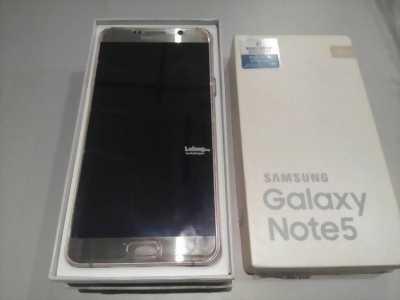 Mình cần bán chiếc máy Samsung Galaxy Note 5 huyện vân đồn