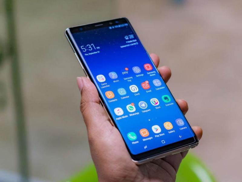 Samsung Note 9 chính hãng, fullbox huyện vĩnh bảo