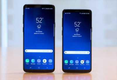 bán xác Samsung Galaxy S9 Plus 16 GB Đen
