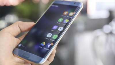 Samsung Galaxy S7 Edge Xanh dương