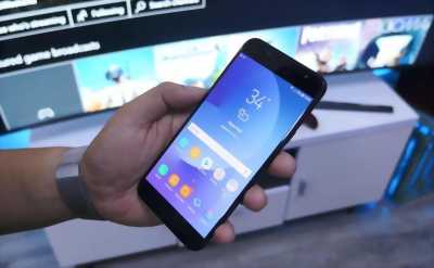 Samsung J7+ 32g sim2 huyện xuân lộc