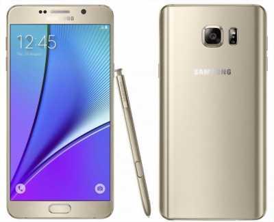 Galaxy Note 5 32 GB k lỗi lầm tại Nam Định