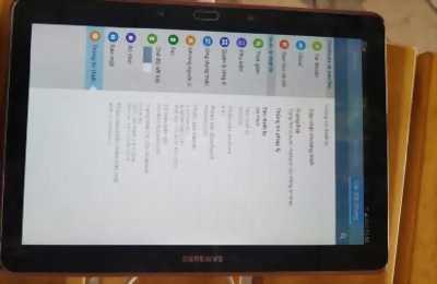 samsung note 10.1 4GB phiên bản năm 2014
