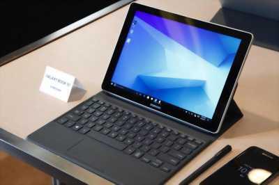 Máy tính bảng lai laptop nhỏ gọn Galaxy Book