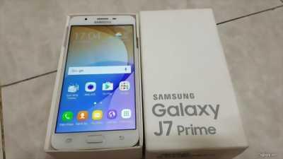Samsung J7 PRIME còn BH