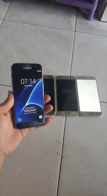 Samsung galaxy S7 hàn quốc bảo hành 12 tháng