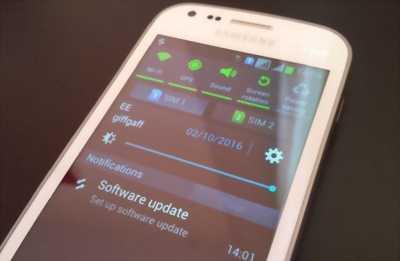 Samsung 2 sim l9802