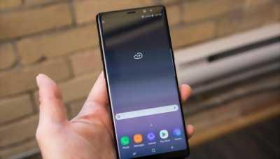 Samsung Note 8 Tím khói 64 GB 2sim full áp đẹp 99% quận 4