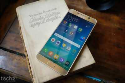 Samsung note 5 máy quốc tế màu Gold Hàn Quốc quận 4