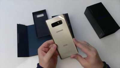 Samsung Galaxy Note 8 Vàng SSVN bh vàng 30.9 quận 4