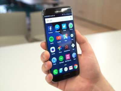Samsung S7 Edge nguyên zin máy mỹ quận 4