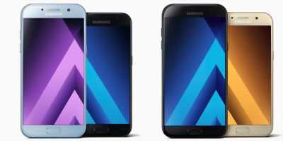 Samsung a7 2017 ssvn hồng, đẹp 99% fullbox