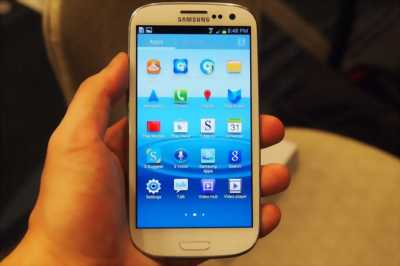 Samsung S3 Trắng 16/2g