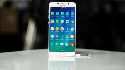 Samsung Galaxy Note 5 Vàng 128 GB.Đẹp keng Zin all