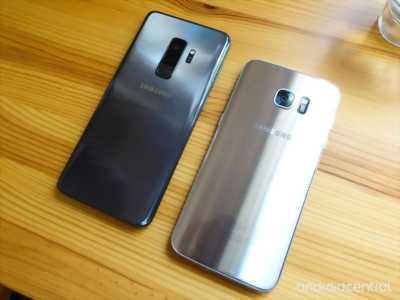 Samsung galaxy S8 Hàn, đã lên 2 sim