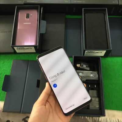 Samsung S9 Plus (Samsung Việt Nam) Full bõ leng keng, màn đẹp