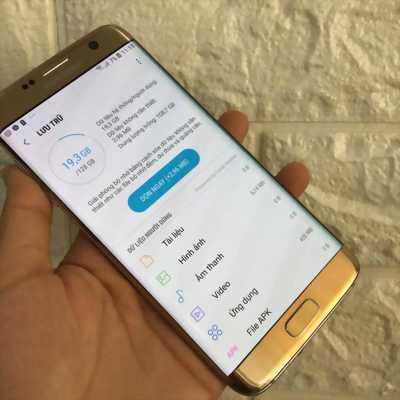 Samsung S7 Edge 2 sim 128G giá 2.490k