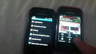 Samsung s5360 wifi yutube