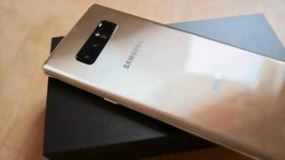 Galaxy Note 8 Gold Full box pk chính hãng 99%