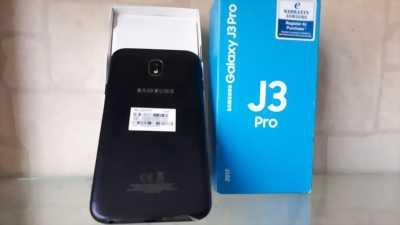 Samsung galaxy j3 pro màu đen nguyên rin