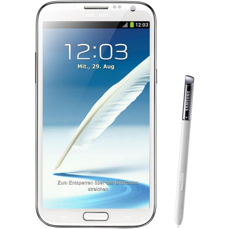 Xác Samsung Galaxy Note 2 Trắng ở Đà Nẵng